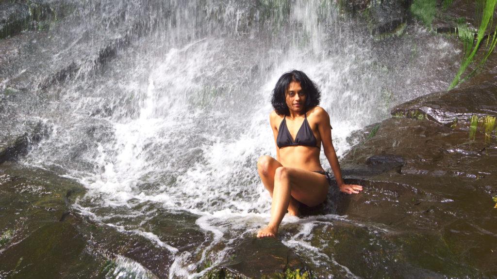 Zahra Soltanian (Wyld Yasmin) in bikini