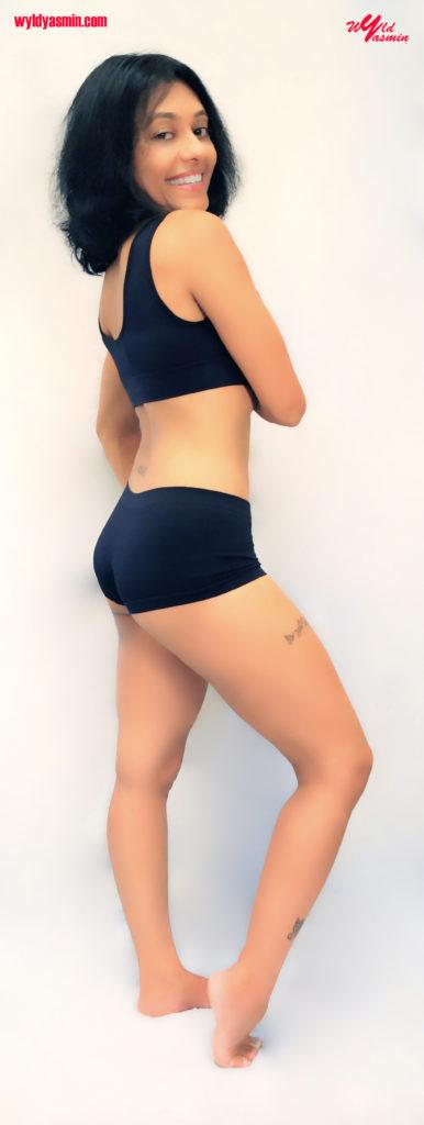 Zahra Soltanian (Wyld Yasmin) Fitness