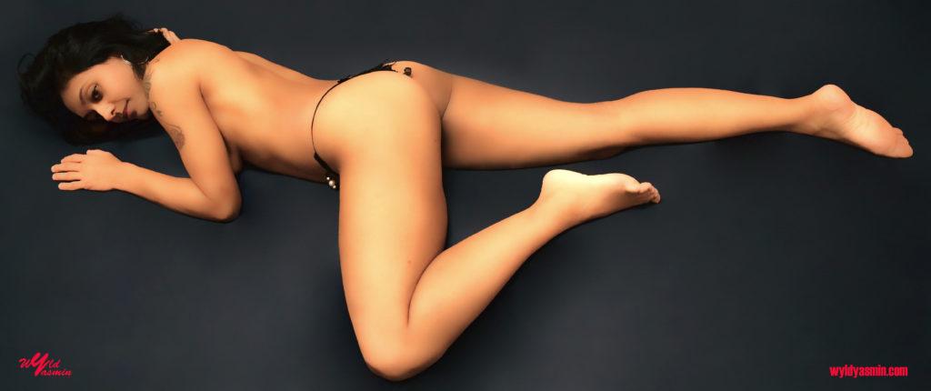 Zahra Soltanian (Wyld Yasmin) Nude Art