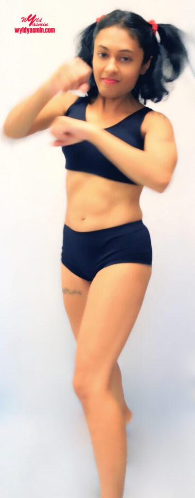 Zahra Soltanian (Wyld Yasmin) MMA
