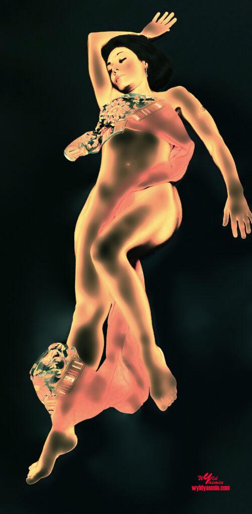 Seductive Zahra Soltanian (Wyld Yasmin)