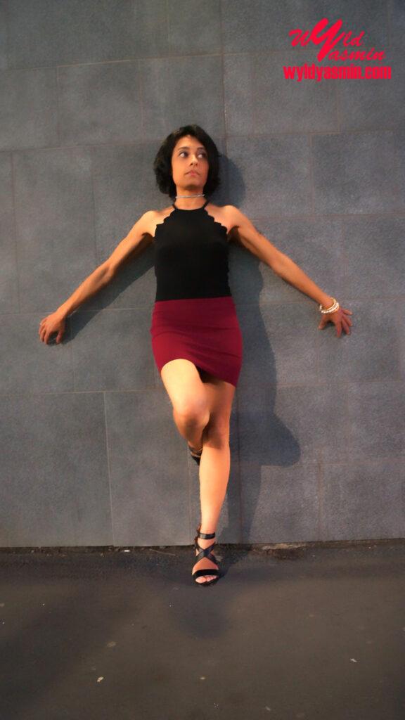 Zahra Soltanian (Wyld Yasmin) Auckland Nights