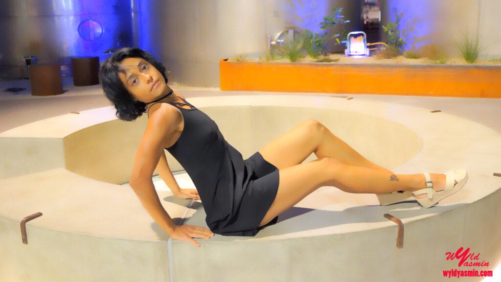 Gorgeous Zahra Soltanian (Wyld Yasmin)