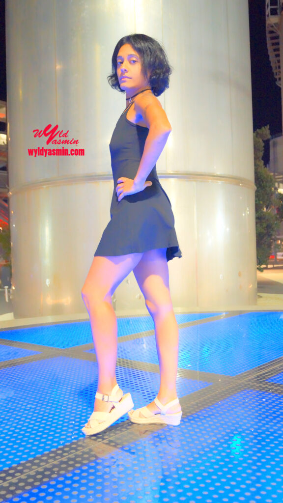 Stunning Zahra Soltanian (Wyld Yasmin)