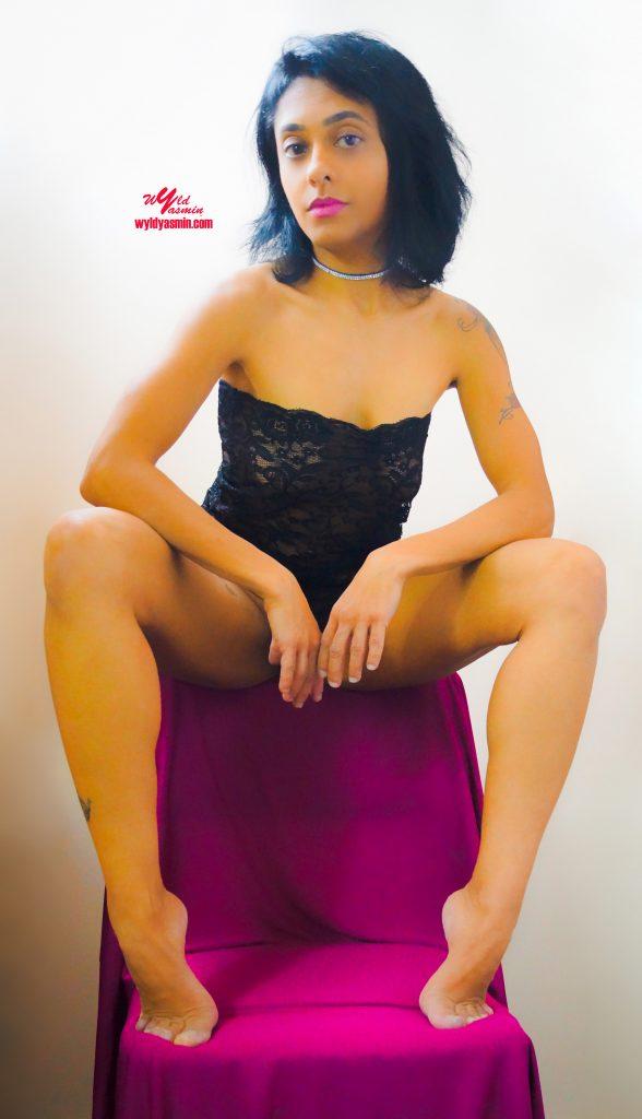 Jaw-Dropping Zahra Soltanian (Wyld Yasmin)